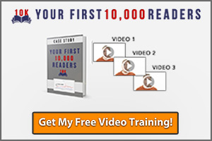Find Your First 10k Readers
